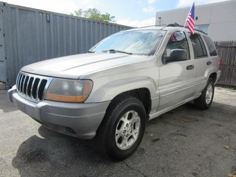 2000 Jeep Grand Cherokee for sale in Patchogue, NY