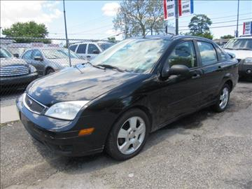 2007 Ford Focus for sale in Patchogue, NY