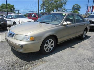 2001 Mazda 626 for sale in Patchogue, NY