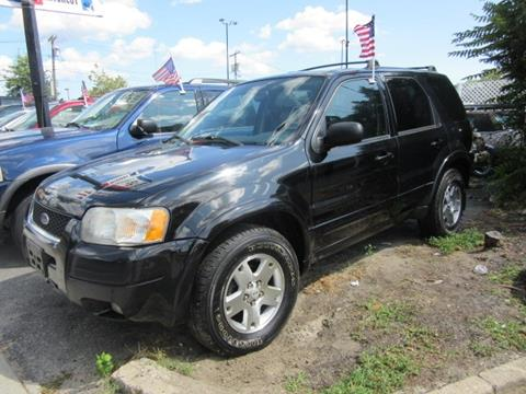 2004 Ford Escape for sale in Patchogue, NY