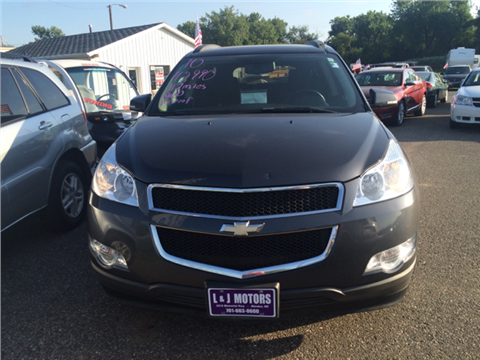 2010 Chevrolet Traverse for sale in Mandan, ND