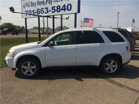 2005 Chevrolet Equinox for sale in Mandan, ND