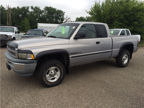 2001 Dodge Ram Pickup 1500 for sale in Mandan, ND