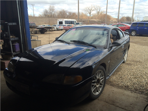1998 Ford Mustang for sale in Mandan, ND