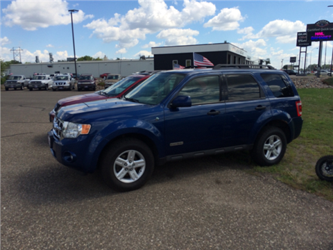 2008 Ford Escape Hybrid for sale in Mandan, ND