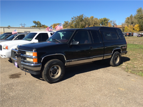 1996 Chevrolet C/K 1500 Series for sale in Mandan, ND