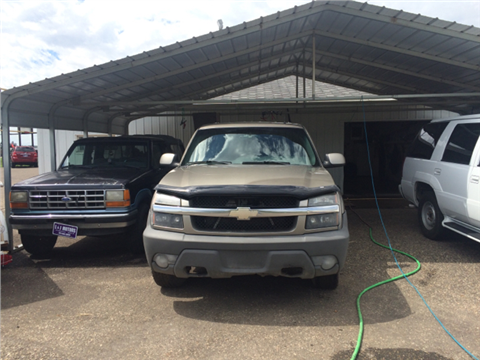 2002 Chevrolet Avalanche for sale in Mandan, ND