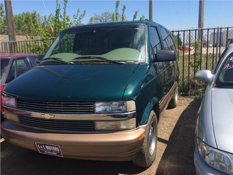 1997 Chevrolet Astro for sale in Mandan, ND