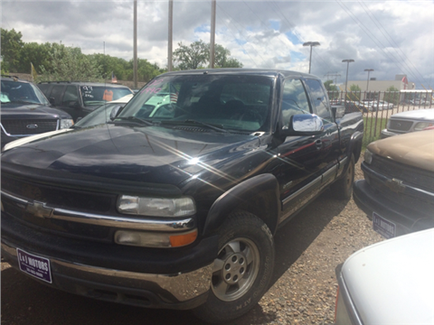 2000 Chevrolet Silverado 1500 for sale in Mandan, ND