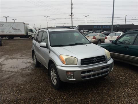 2002 Toyota RAV4 for sale in Mandan, ND