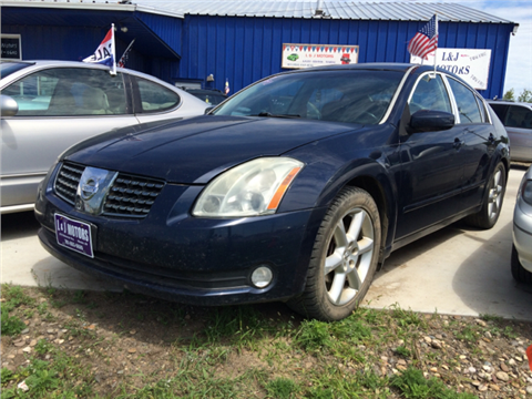 2005 Nissan Maxima for sale in Mandan, ND
