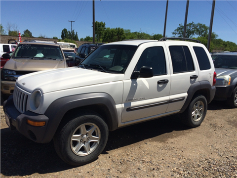2003 Jeep Liberty for sale in Mandan, ND