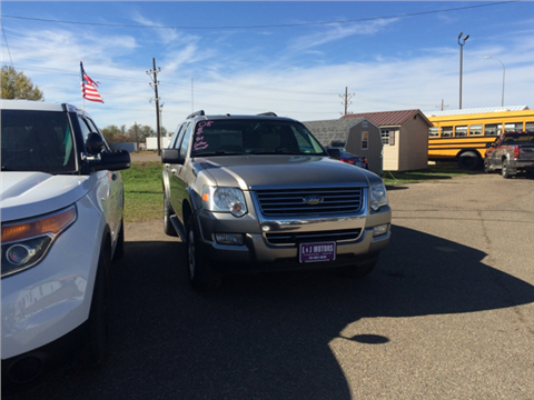 2008 Ford Explorer for sale in Mandan, ND