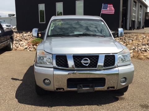 2005 Nissan Titan for sale in Mandan, ND