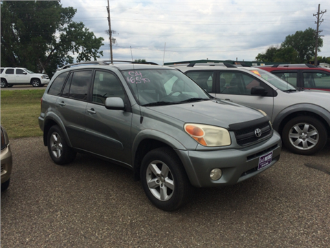 2004 Toyota RAV4 for sale in Mandan, ND