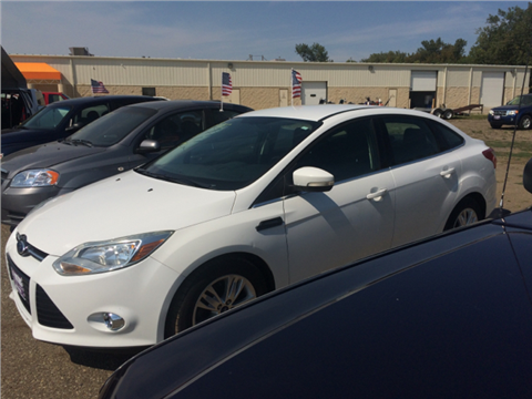 2012 Ford Focus for sale in Mandan, ND