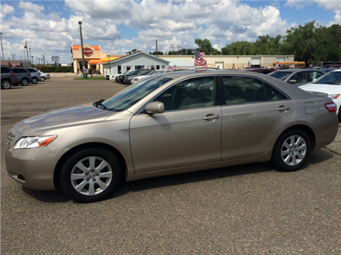 2007 Toyota Camry for sale in Mandan, ND