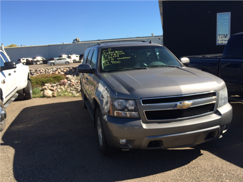 2008 Chevrolet Suburban for sale in Mandan, ND