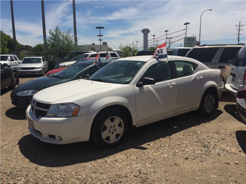 2008 Dodge Avenger for sale in Mandan, ND
