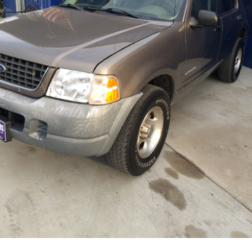 2002 Ford Explorer for sale in Mandan, ND