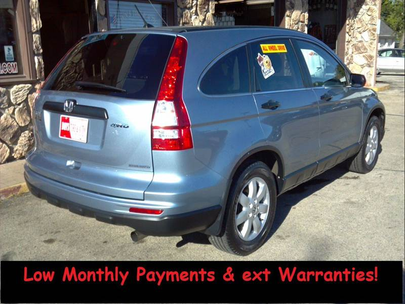 2011 Honda Cr V Awd Se 4dr Suv In Butler Wi Dons Tire Amp Auto