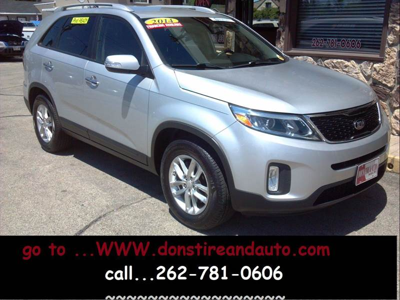 2014 Kia Sorento Lx 4dr Suv In Butler Wi Dons Tire Autorhdonstireandauto1: 2014 Kia Sorento 2.4l Oil Filter Location At Amf-designs.com