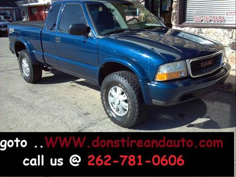 2003 GMC Sonoma for sale in Butler, WI