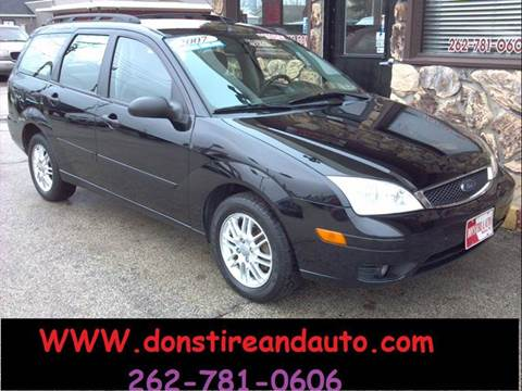 2007 Ford Focus for sale in Butler, WI