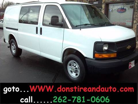 8df80d9b29 2013 Chevrolet Express Cargo for sale in Butler
