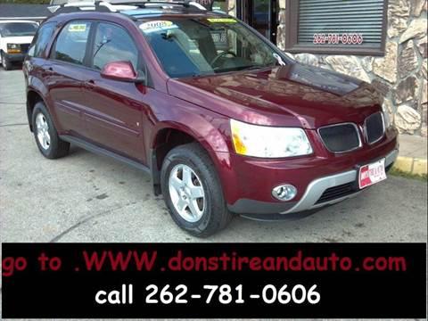 2008 Pontiac Torrent for sale in Butler, WI