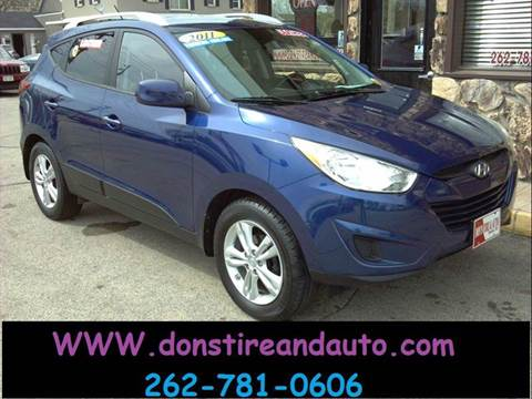 2011 Hyundai Tucson for sale in Butler, WI