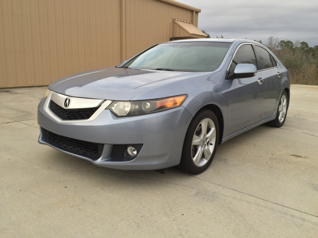 2009 acura tsx base w tech 4dr sedan 5a w technology package in gulfport ms angels auto sales. Black Bedroom Furniture Sets. Home Design Ideas