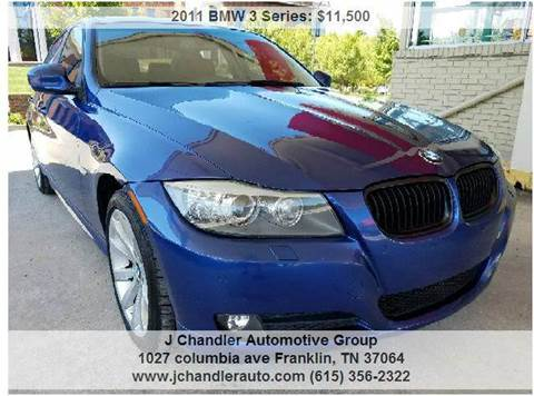 2011 BMW 3 Series for sale in Franklin, TN