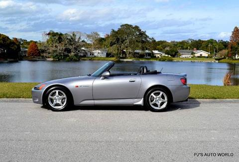2001 honda s2000 for sale in clearwater fl. Black Bedroom Furniture Sets. Home Design Ideas