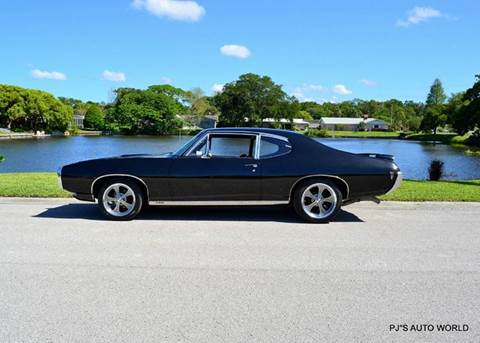 1968 Pontiac Tempest for sale in Clearwater, FL