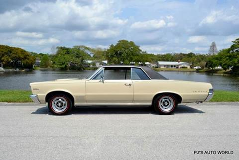 1965 Pontiac Le Mans for sale in Clearwater, FL