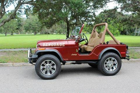 1980 jeep cj 5 for sale. Black Bedroom Furniture Sets. Home Design Ideas