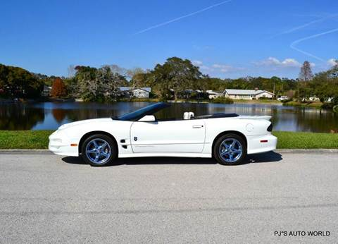 1999 Pontiac Firebird for sale in Clearwater, FL