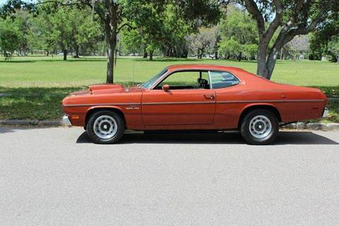1970 plymouth duster for sale saint charles mo. Black Bedroom Furniture Sets. Home Design Ideas