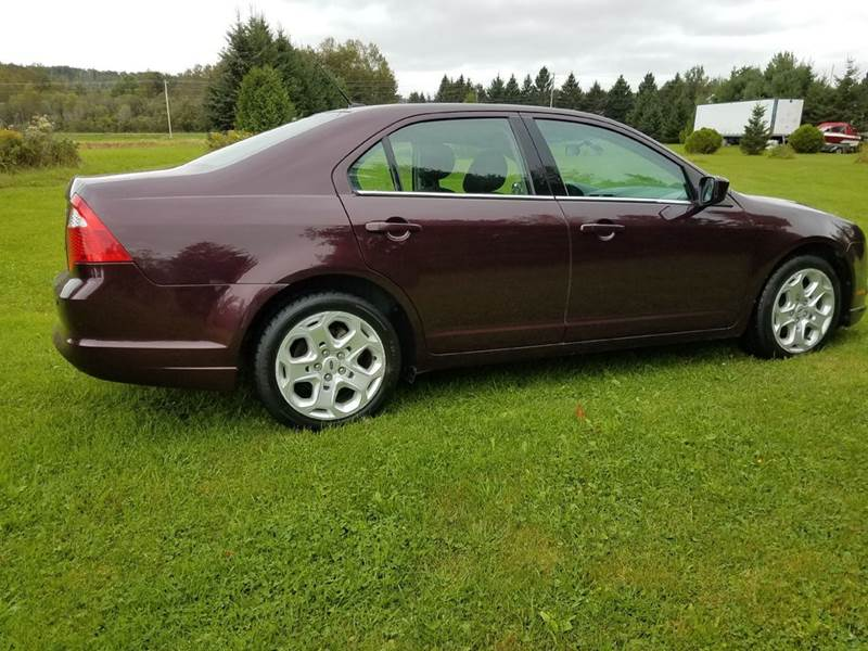 2011 Ford Fusion SE 4dr Sedan - St. David ME