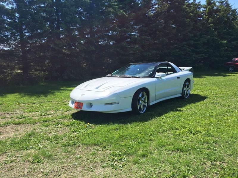 1996 Pontiac Firebird Trans Am 2dr Hatchback - St. David ME