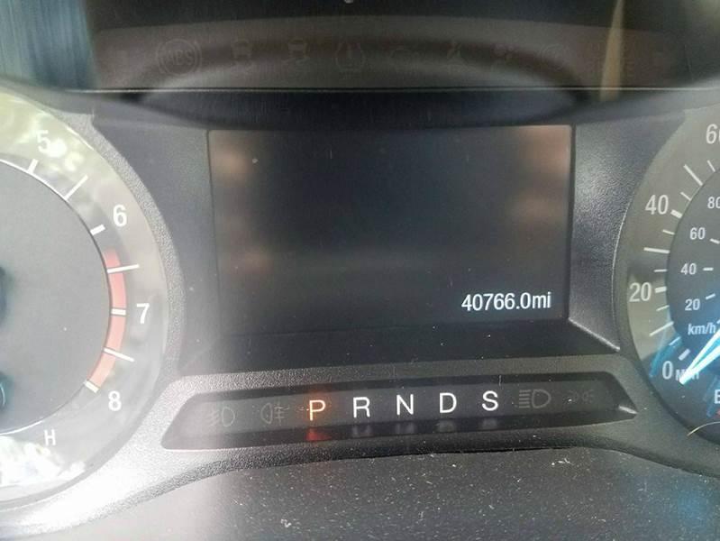 2015 Ford Fusion SE 4dr Sedan - St. David ME