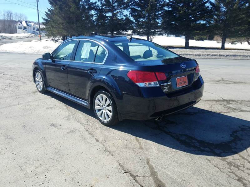 2012 Subaru Legacy AWD 2.5i Limited 4dr Sedan CVT - St. David ME