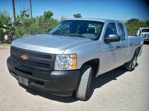 2013 Chevrolet Silverado 1500 for sale in Albuquerque, NM
