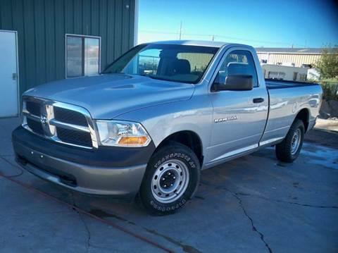2011 RAM Ram Pickup 1500 for sale in Albuquerque, NM