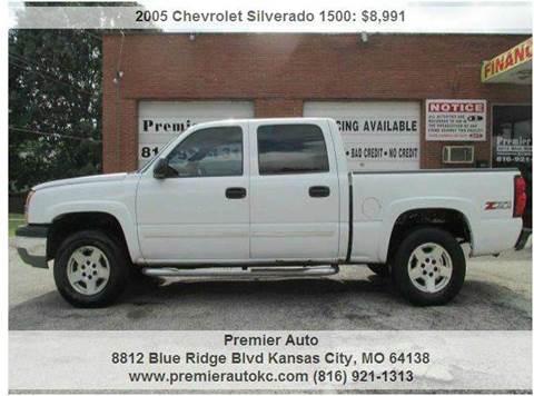 2005 Chevrolet Silverado 1500 for sale in Kansas City, MO