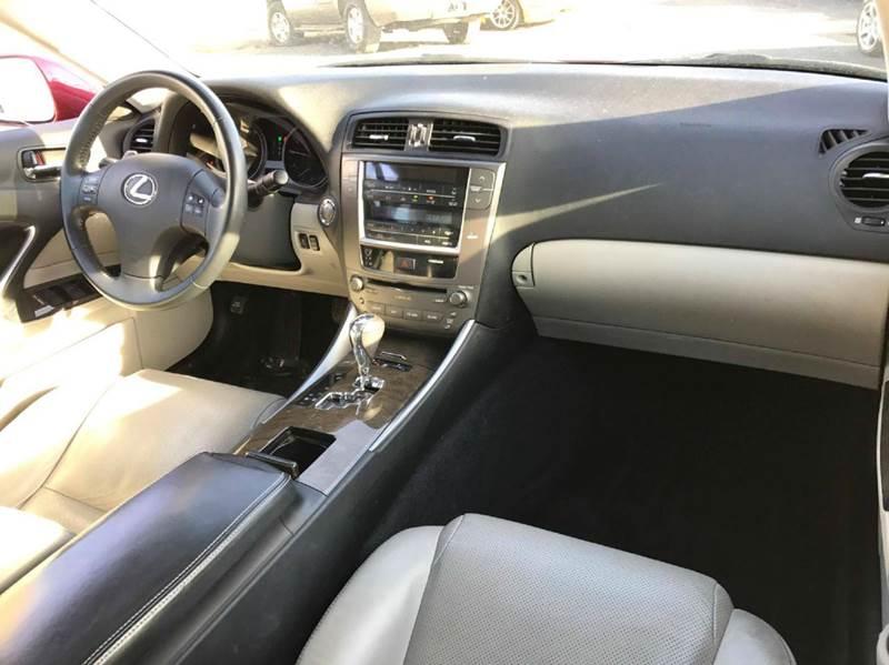 2010 Lexus IS 250 4dr Sedan 6A - Horn Lake MS