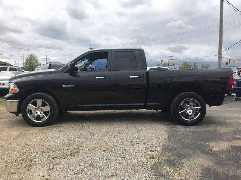 2009 Dodge Ram Pickup 1500 4x2 SLT 4dr Quad Cab 6.3 ft. SB - Horn Lake MS
