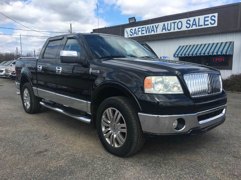 Lincoln Mark LT 2006 Base 4dr SuperCrew 4WD SB
