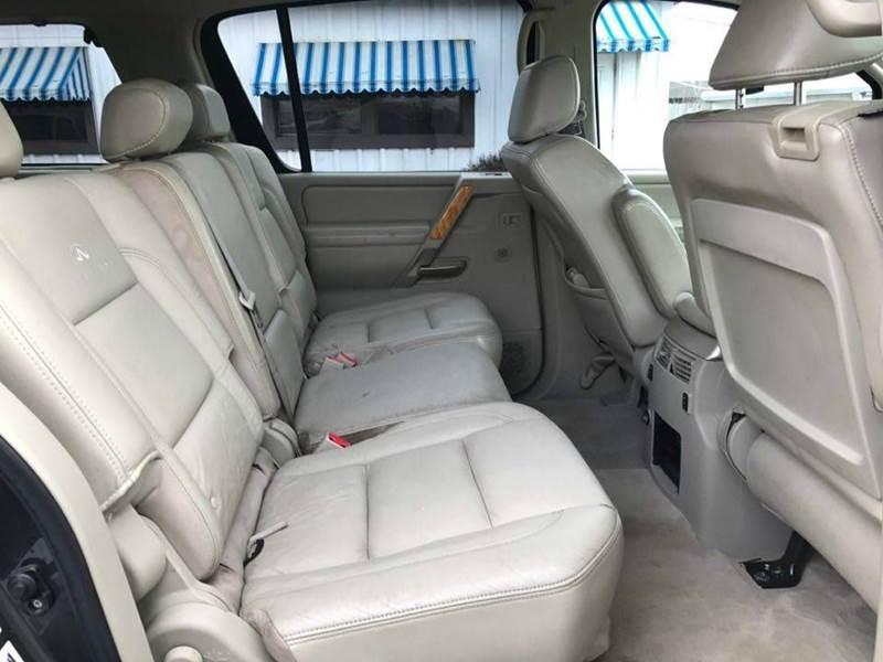 2006 Infiniti QX56 4dr SUV 4WD - Horn Lake MS
